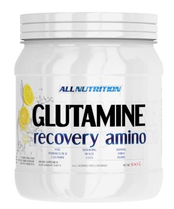 Glutamine Recovery Amino, Natural - 500g versandkostenfrei/portofrei bestellen/kaufen