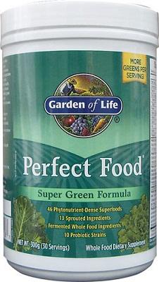 Perfect Food Super Green Formula, Powder - 300g versandkostenfrei/portofrei bestellen/kaufen