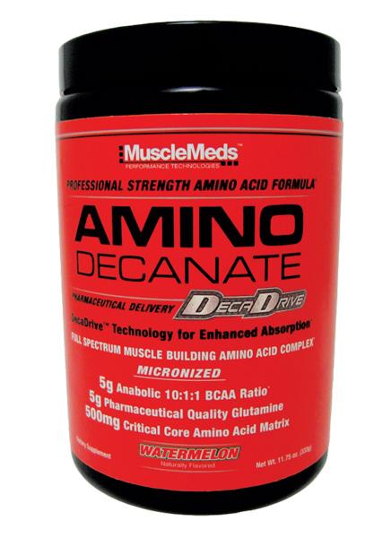 Amino Decanate, Citrus Lime - 360g versandkostenfrei/portofrei bestellen/kaufen