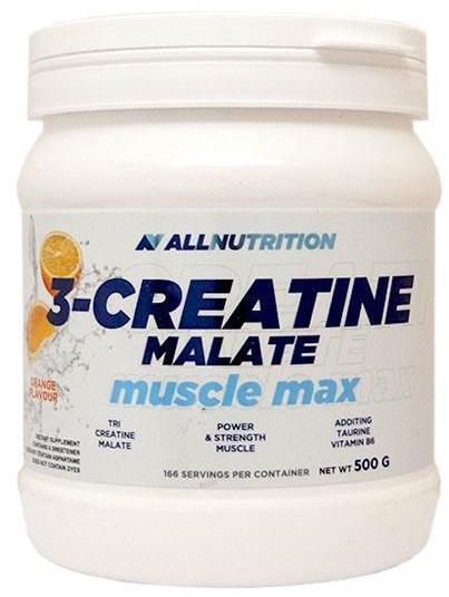 3-Creatine Malate, Lemon - 500g versandkostenfrei/portofrei bestellen/kaufen