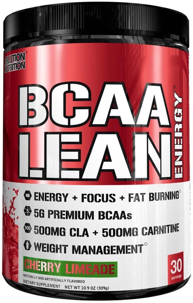 BCAA Lean Energy, Cherry Limeade - 309g versandkostenfrei/portofrei bestellen/kaufen