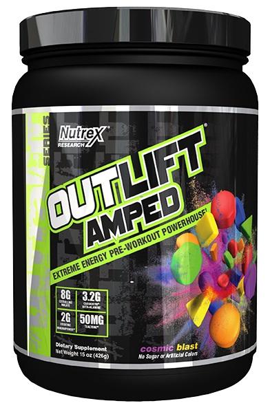 Outlift Amped, Peach Pineapple - 446g versandkostenfrei/portofrei bestellen/kaufen