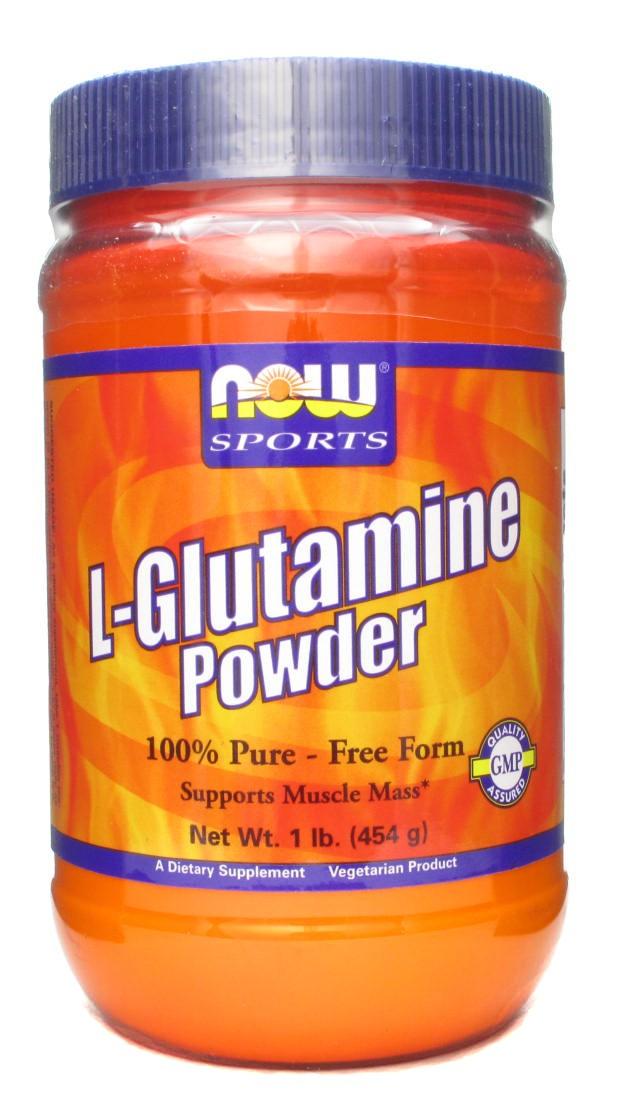 L-Glutamine, 5000mg (Powder) - 454g versandkostenfrei/portofrei bestellen/kaufen