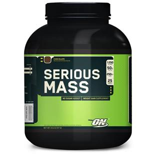 Serious Mass, Chocolate - 2720g versandkostenfrei/portofrei bestellen/kaufen