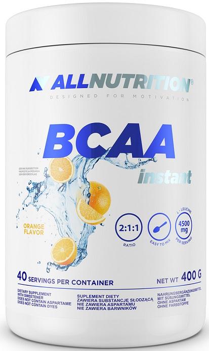 BCAA Instant, Strawberry - 400g versandkostenfrei/portofrei bestellen/kaufen