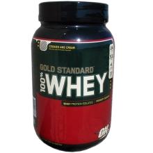 100% Whey Gold Standard Protein, French Vanilla Creme - 908g versandkostenfrei/portofrei bestellen/kaufen