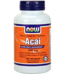 Acai, Vcaps - 100 caps versandkostenfrei/portofrei bestellen/kaufen