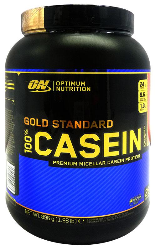 100% Casein Protein, Strawberry Delight - 896g versandkostenfrei/portofrei bestellen/kaufen