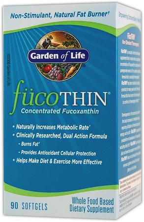 FucoThin - 90 softgels versandkostenfrei/portofrei bestellen/kaufen