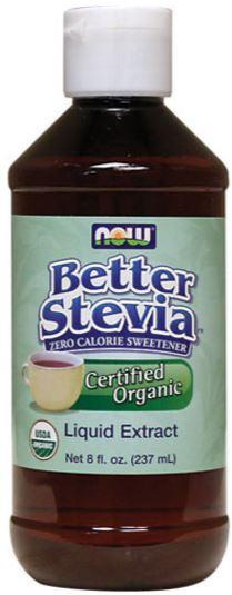 Better Stevia - Liquid Extract, Organic - 237 ml. versandkostenfrei/portofrei bestellen/kaufen
