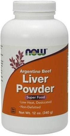 Liver Powder, Argentine Beef - 340g versandkostenfrei/portofrei bestellen/kaufen