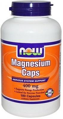 Magnesium, 400mg - 180 caps versandkostenfrei/portofrei bestellen/kaufen