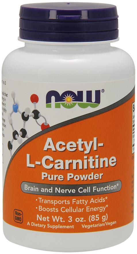 Acetyl L-Carnitine, Pure Powder - 85g versandkostenfrei/portofrei bestellen/kaufen