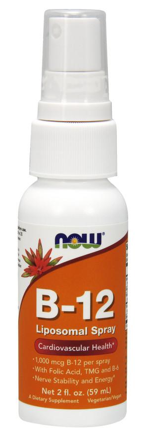 Vitamin B-12, Liposomal Spray - 59 ml. versandkostenfrei/portofrei bestellen/kaufen