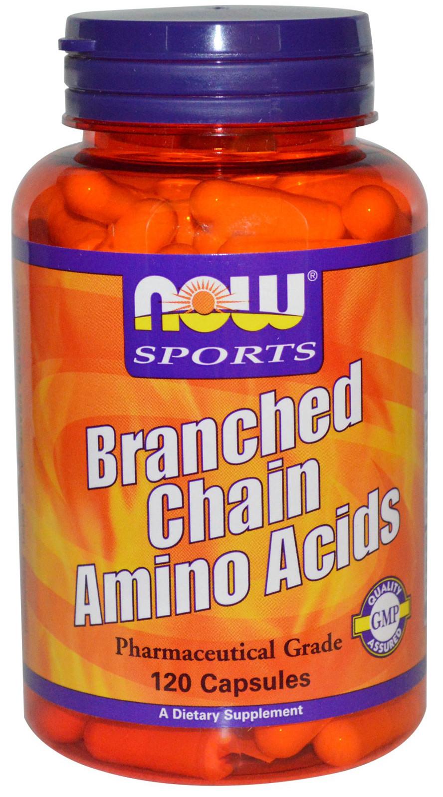 Branched Chain Amino Acids, Capsules - 120 caps versandkostenfrei/portofrei bestellen/kaufen