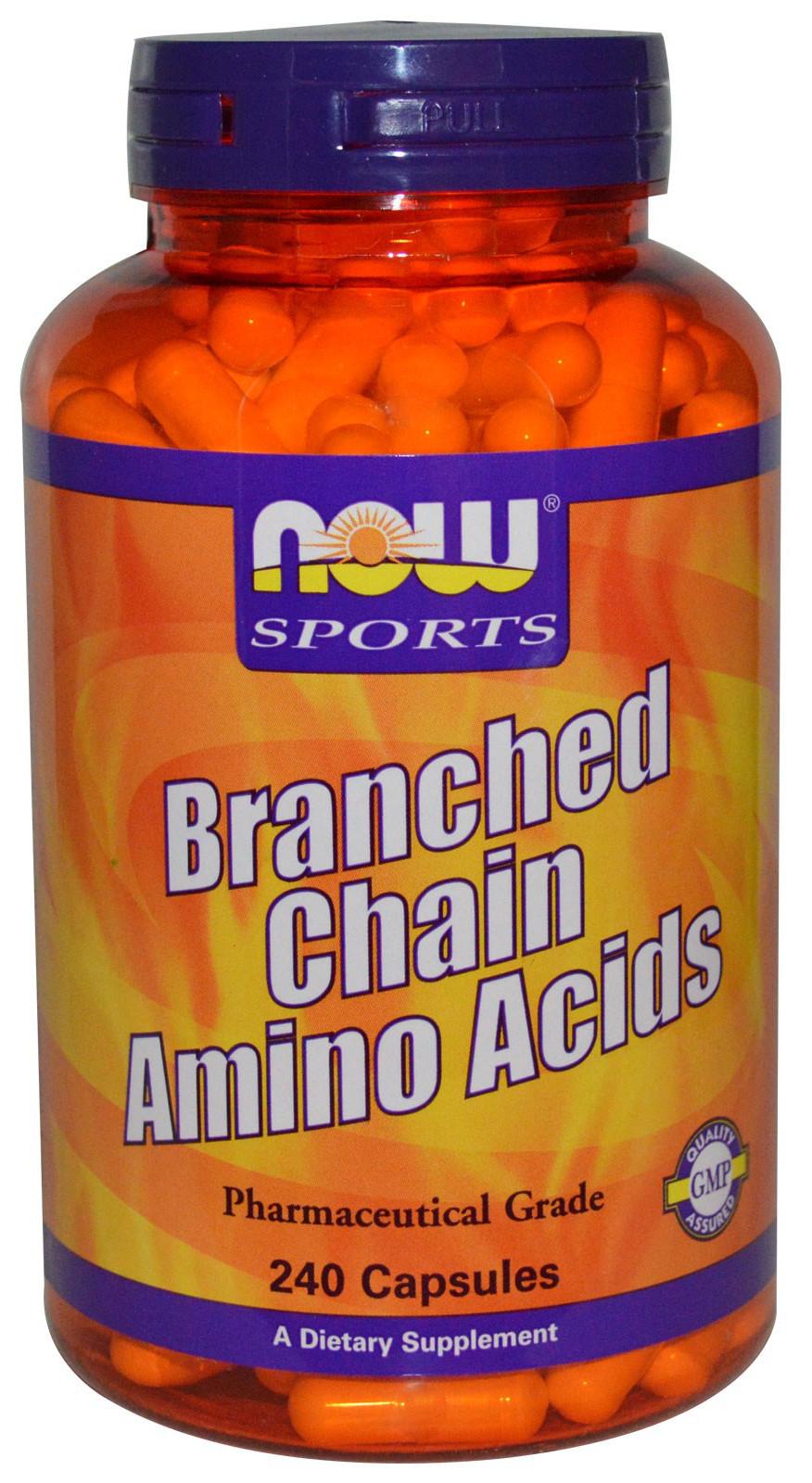 Branched Chain Amino Acids - 240 caps versandkostenfrei/portofrei bestellen/kaufen