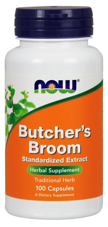 Butcher's Broom - 100 capsules versandkostenfrei/portofrei bestellen/kaufen