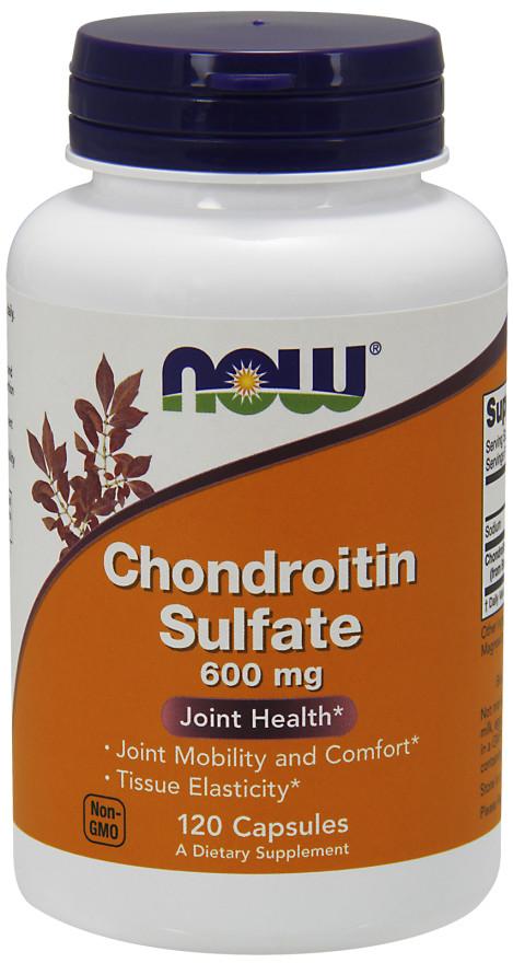 Chondroitin Sulfate, 600mg - 120 capsules versandkostenfrei/portofrei bestellen/kaufen