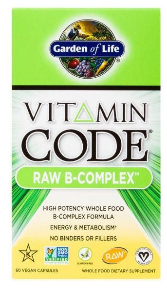Vitamin Code RAW B-Complex - 60 vcaps versandkostenfrei/portofrei bestellen/kaufen
