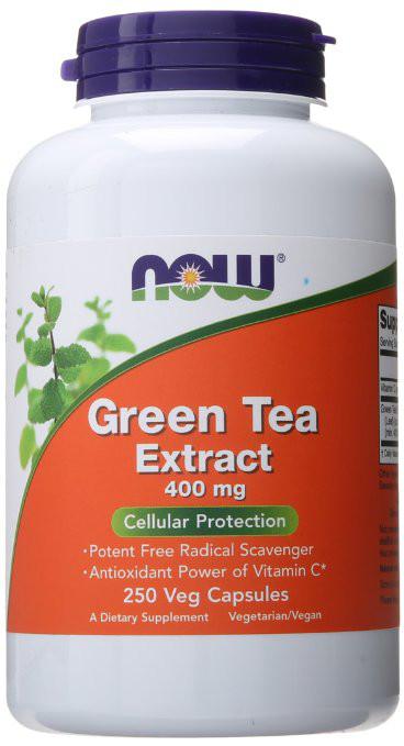 Green Tea Extract, 400mg - 250 vcaps versandkostenfrei/portofrei bestellen/kaufen