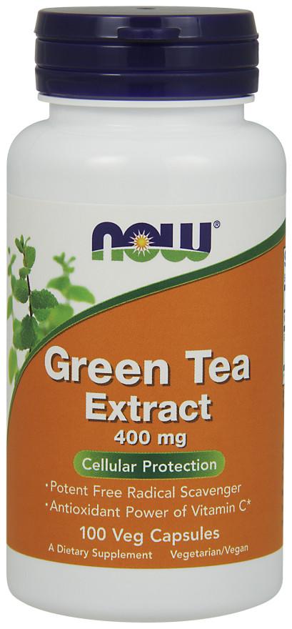 Green Tea Extract, 400mg - 100 vcaps versandkostenfrei/portofrei bestellen/kaufen