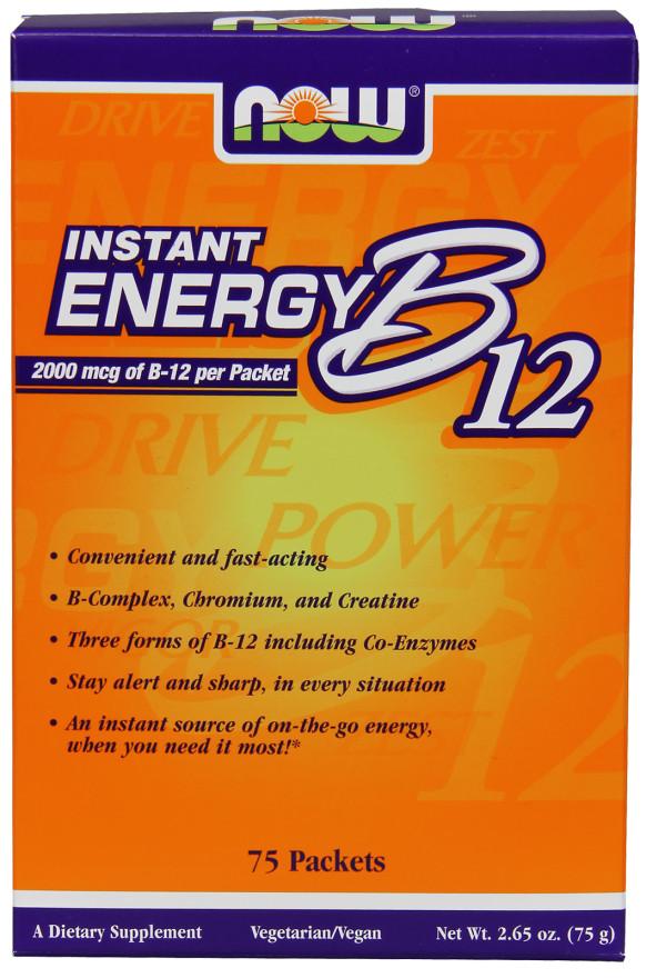 Vitamin B-12, Instant Energy - 75 packets versandkostenfrei/portofrei bestellen/kaufen