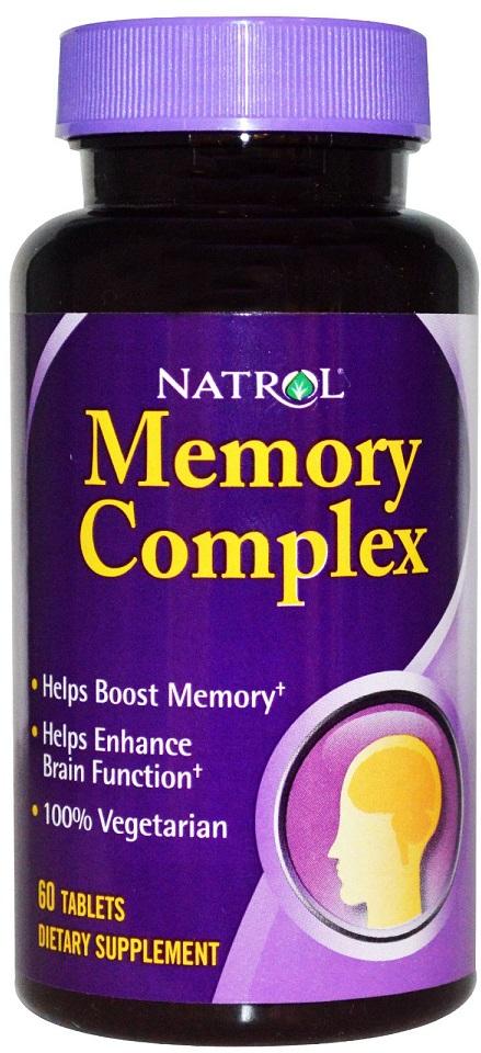 Memory Complex - 60 tablets versandkostenfrei/portofrei bestellen/kaufen