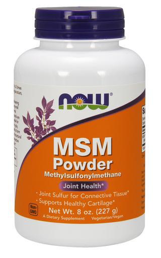 MSM Methylsulphonylmethane, Pure Powder - 227g versandkostenfrei/portofrei bestellen/kaufen