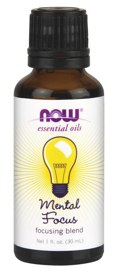 Essential Oil, Mental Focus Oil - 30 ml. versandkostenfrei/portofrei bestellen/kaufen