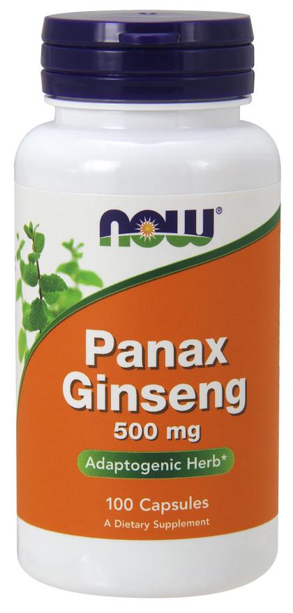 Panax Ginseng, 500mg - 100 capsules versandkostenfrei/portofrei bestellen/kaufen