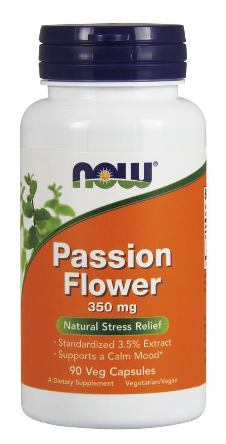 Passion Flower, 350mg - 90 vcaps versandkostenfrei/portofrei bestellen/kaufen