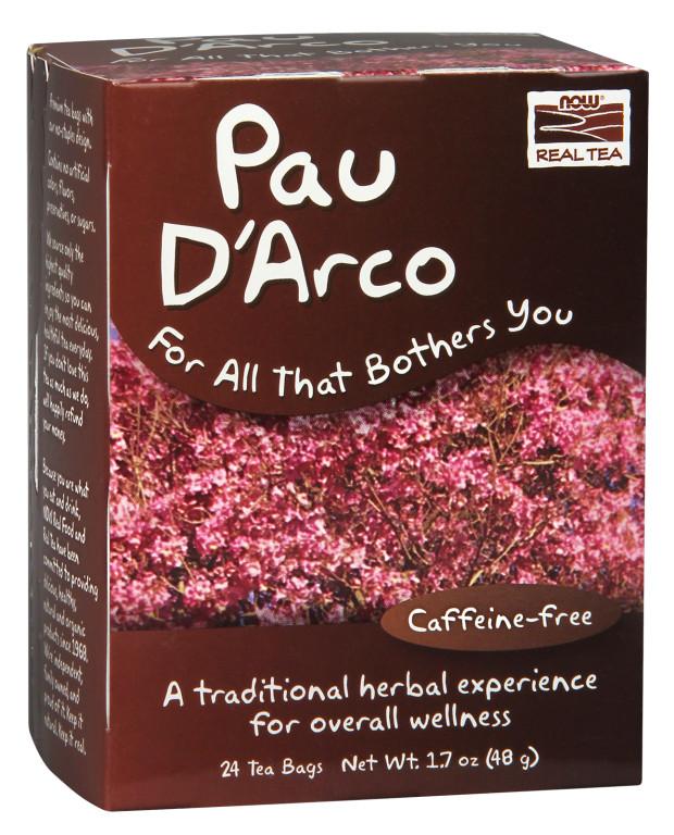 24 g, 37,38 eur/100g Now 24 Foods Pau D'Arco Tea - 24 Now Tea Bags 82ec5b