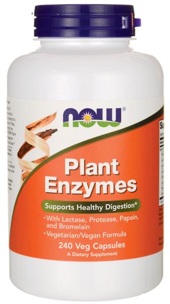Plant Enzymes - 240 vcaps versandkostenfrei/portofrei bestellen/kaufen