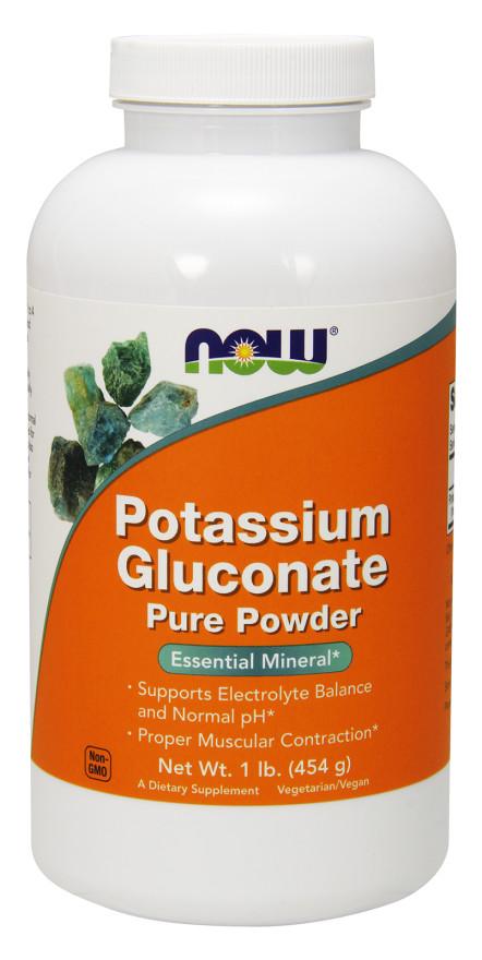 Potassium Gluconate, Pure Powder - 454g versandkostenfrei/portofrei bestellen/kaufen