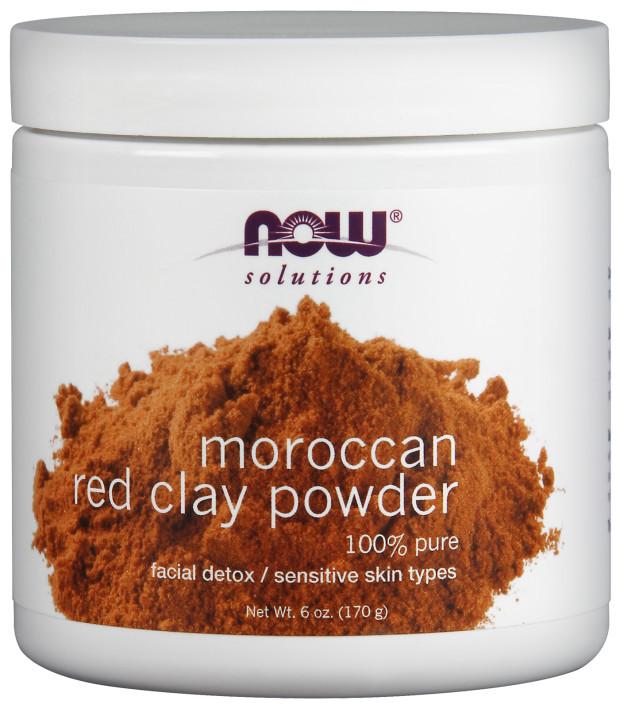 Red Clay Powder Moroccan - 170g versandkostenfrei/portofrei bestellen/kaufen