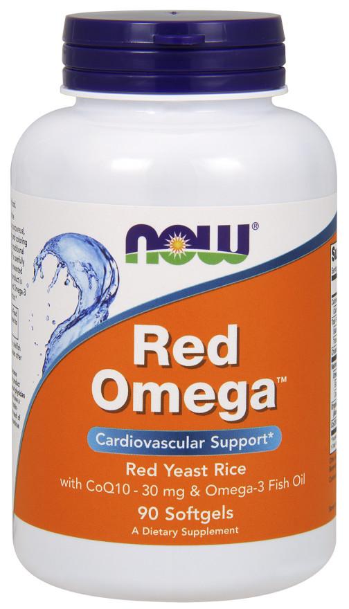 Red Omega (Red Yeast Rice) - 90 softgels versandkostenfrei/portofrei bestellen/kaufen