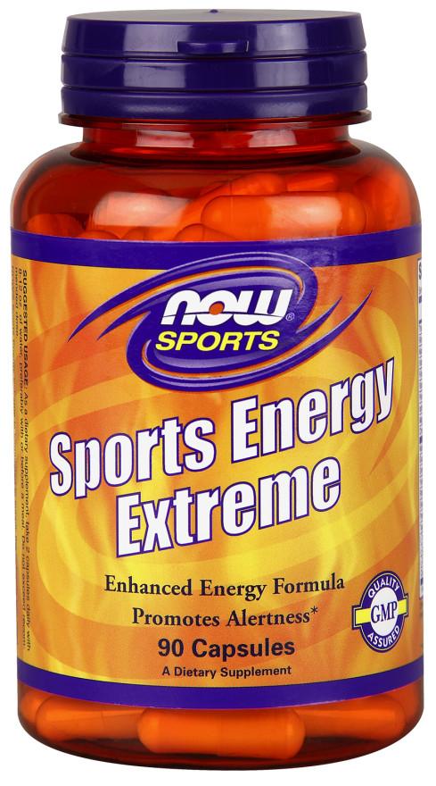 Sports Energy Extreme - 90 capsules versandkostenfrei/portofrei bestellen/kaufen