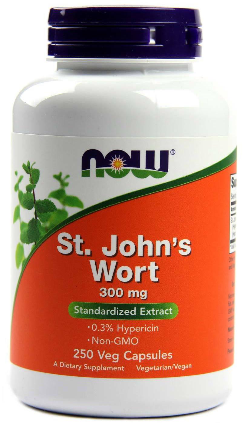 St. John's Wort, 300mg - 250 vcaps versandkostenfrei/portofrei bestellen/kaufen