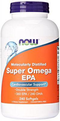 Super Omega EPA Molecularly Distilled - 240 softgels versandkostenfrei/portofrei bestellen/kaufen