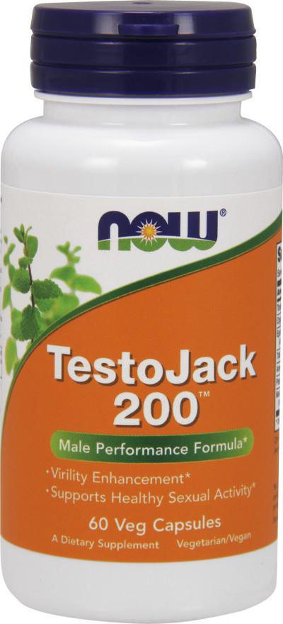 TestoJack 200 - 60 vcaps versandkostenfrei/portofrei bestellen/kaufen