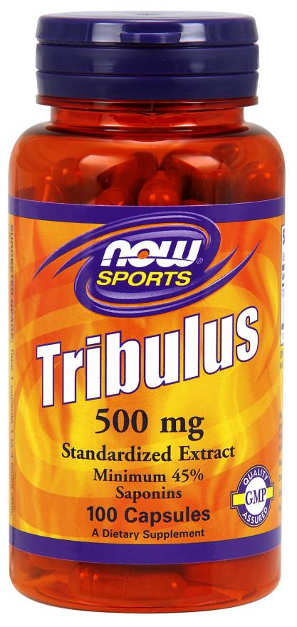 Tribulus, 500mg - 100 capsules versandkostenfrei/portofrei bestellen/kaufen