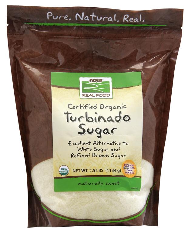 Turbinado Sugar, Organic - 1134g versandkostenfrei/portofrei bestellen/kaufen