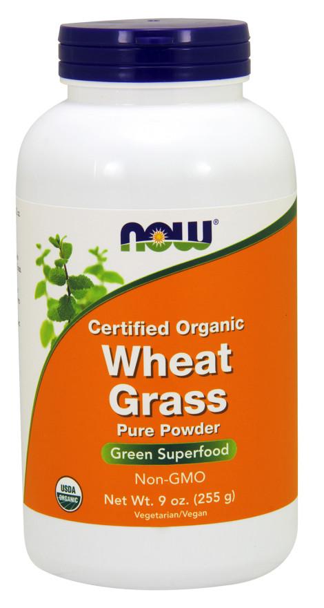 Wheat Grass, Pure Powder - 255g versandkostenfrei/portofrei bestellen/kaufen