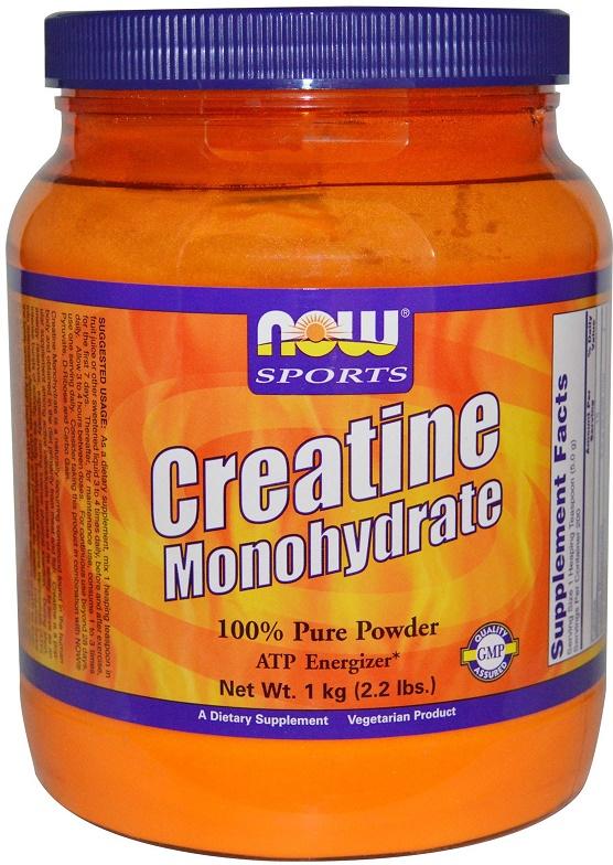 Creatine Monohydrate, 100% Pure Powder - 1000g versandkostenfrei/portofrei bestellen/kaufen