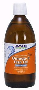 Omega-3 Fish Oil Liquid, Lemon - 500ml. versandkostenfrei/portofrei bestellen/kaufen