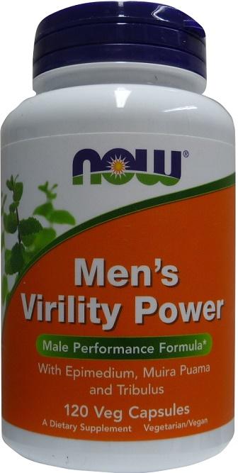 Men's Virility Power - 120 vcaps versandkostenfrei/portofrei bestellen/kaufen