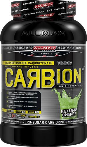 AllMax Nutrition Carbion+, Key Lime Cherry - 1080g