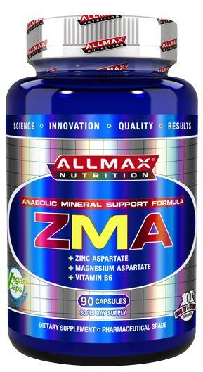 AllMax Nutrition ZMA - 90 caps