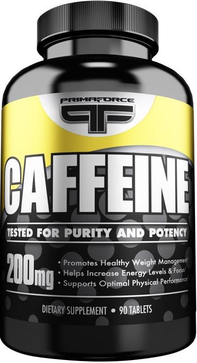 Caffeine, 200mg - 90 tablets versandkostenfrei/portofrei bestellen/kaufen