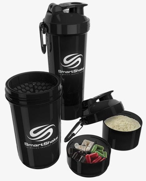 Shaker Original2Go, Gunsmoke - 800 ml. versandkostenfrei/portofrei bestellen/kaufen